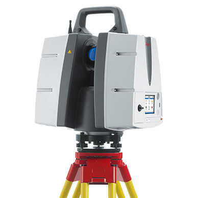 Leica Scan Station P50 – Produkt Release