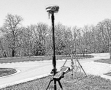 GPS/GNSS Messungen ohne Echtzeitkorrekturen